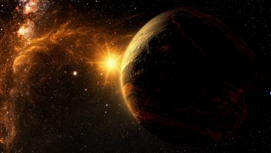 Artists rendering of an exoplanet. Shutterstock.