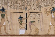 Papyrus of Hunefer. Image Credit: Wikimedia Commons.