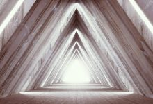 Artists rendering of Pyramid light. Shutterstock.