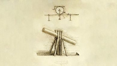 An illustration of the so-called Herodotus machine, thought to have been used in the construction of the Great Pyramid of Giza.