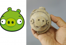 Photo of Archaeologists Excavate 3,200-Year-Old Chinese Figurine That Resembles a Character from the Angry Birds Game