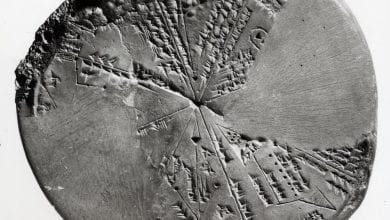 "The ""Planisphere"", a 5500-year-old Sumerian Star Map discovered more than 150 years ago."
