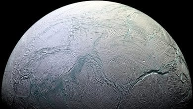 Enceladus is known as the sixth-largest moon of Saturn.