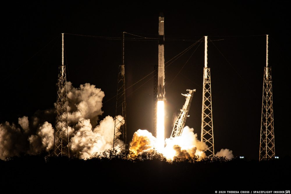 Space X's CRS-20. Source: Spaceflight Insider