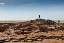 Excavations in Northern Kazakhstan promise to rewrite the history of the Golden Horde. Credit: Elena Berezhnaya