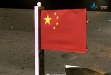 Photo of China Lands on the Moon and Plants its Flag in Latest Lunar Mission