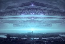 "The latest ""UFO Patents"" of the US Navy revealed unimaginable conceptual technologies and experiments that have already been made. Credit: Shutterstock"