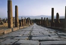 Roman roads have survived modern days throughout the entire territory of the mighty Roman Empire but how did they build them to withstand the time? Credit: History