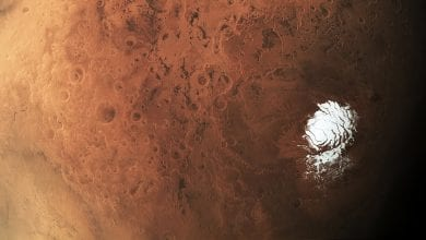 Scientists discovered hydrogen chloride in the atmosphere of Mars. Credit: ESA/DLR/FU Berlin, CC BY-SA 3.0 IGO