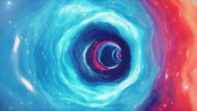 Scientists have proposed two new models for traversable wormholes. Credit: Shutterstock