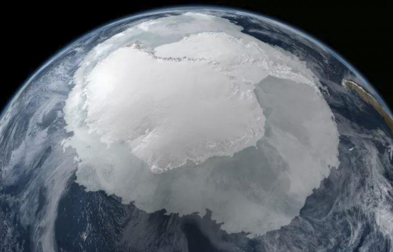 Antarctica. Image Credit: NASA