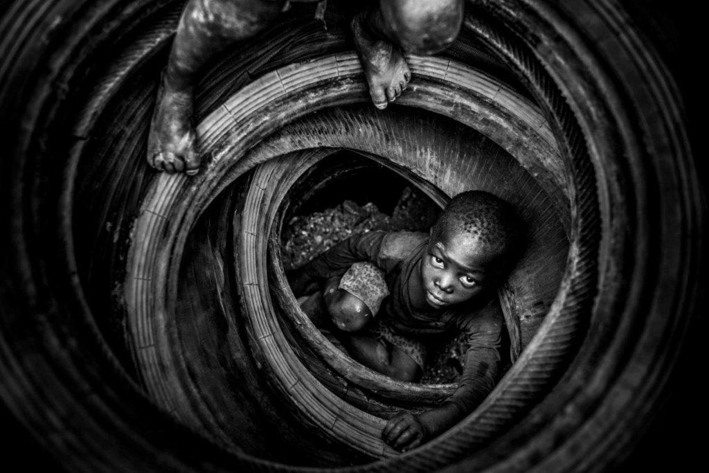 'Boulmigou The Paradise of Forgotten Hearts' by Antonio Aragón Renuncio, taken in Burkina Faso in 2017.