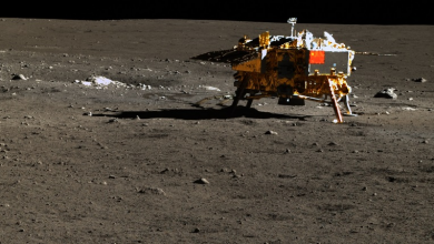 Photo of China Lands on the Moon, Snaps Incredible Never-Before-Seen High-Definition Images