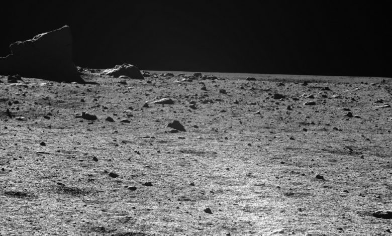 The Chinese Space Agency even discovered a new type of lunar rock.