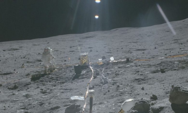 Apollo 11 mission images. Image Credit: NASA/Flickr