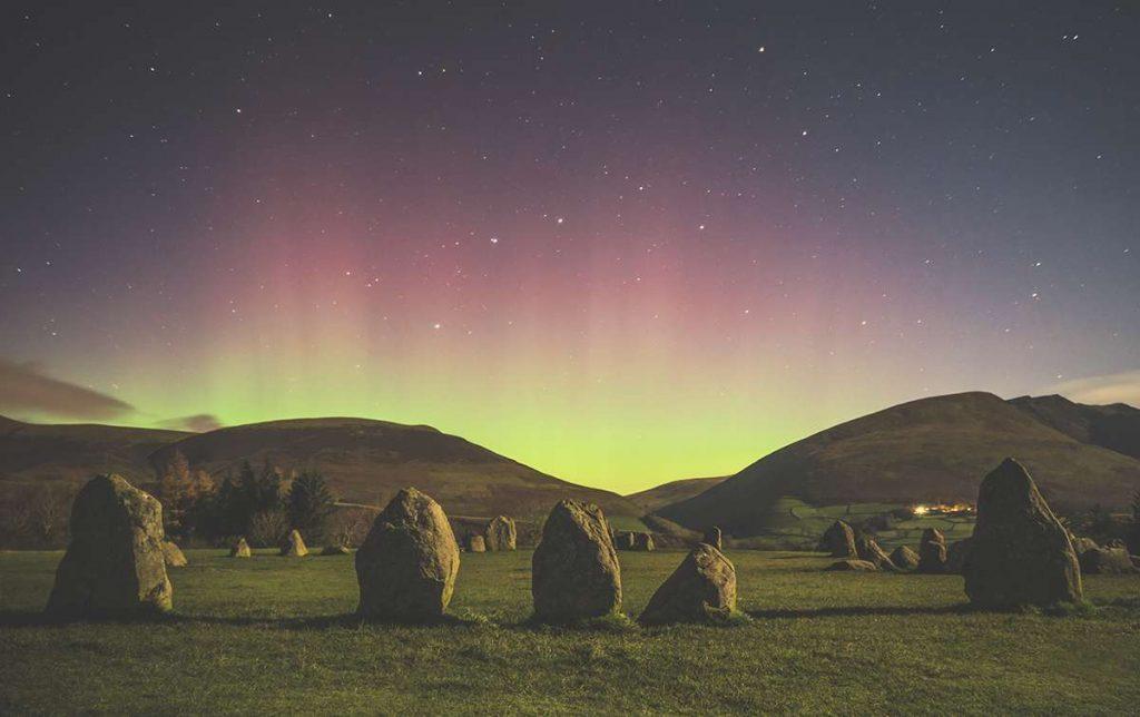 Castlerigg Stone Circle. Image Credit: Mathew James Turner