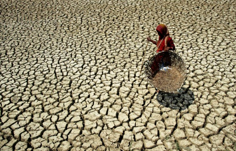 Climate change is a serious issue and we need to act now.