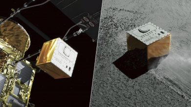Photo of MASCOT has Landed: Third Robot Lands on Asteroid Ryugu