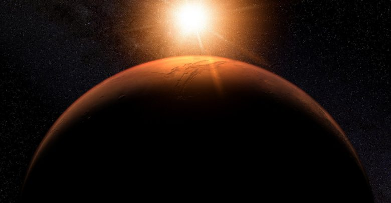 Everything we though we knew about Mars needs to be reconsidered. Image Credit: Kevin Gill CC BY 2.0