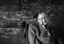 Professor Hawking also suggested a race of superhumans would rise possibly annihilating ordinary humans. Image Credit: https://www.cam.ac.uk/stephenhawking