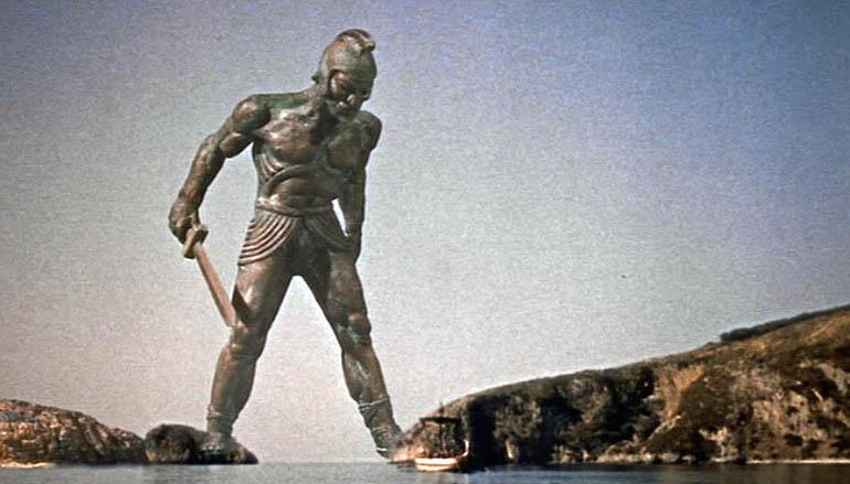 Talos, the guardian of Crete.