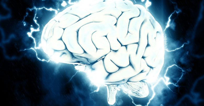 Electric brain. Image Credit: Pixabay