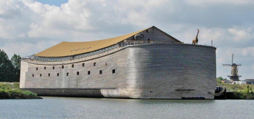 Johan's Ark in Dordrecht, Netherlands. Image Credit: Wikimedia Commons.