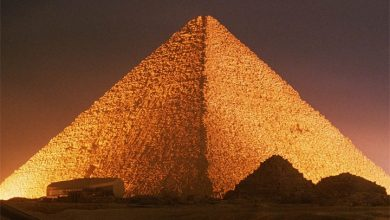 Photo of Amazing Find: Archaeologists Recover Ramp Used to Build Great Pyramid in Egypt