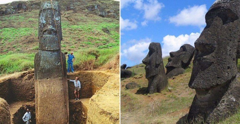 Photo of Chile Wants the U.K to Returna Mysterious Moai Statue, Stolen 150 Years Ago