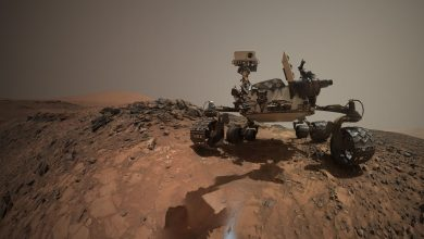Photo of NASA's Curiosity Rover Lifts Veil on Another Martian Mystery