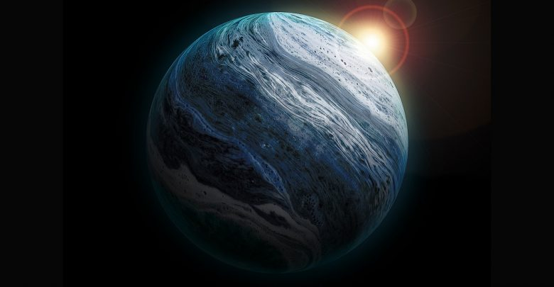 Artists impression of alien world. Image Credit: Imagine_Images / Pixabay.