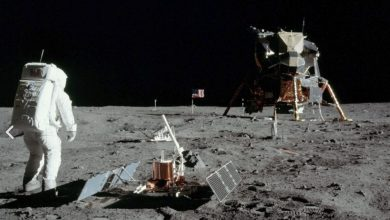 Photo of 175,788 kilograms of Man-Made Objects (Trash) are Currently on the Moon