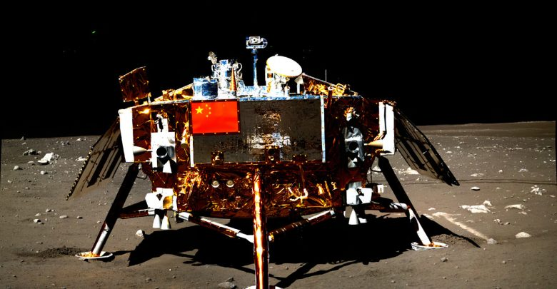 Photo of Chinese Spacecraft Set to Bring Samples From Unexplored Part of the Moon