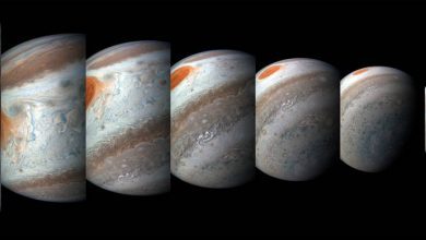 Photo of Check Out Jupiter's Massive Storm in Action