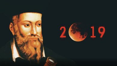 Photo of Here's What Nostradamus Predicted for 2019