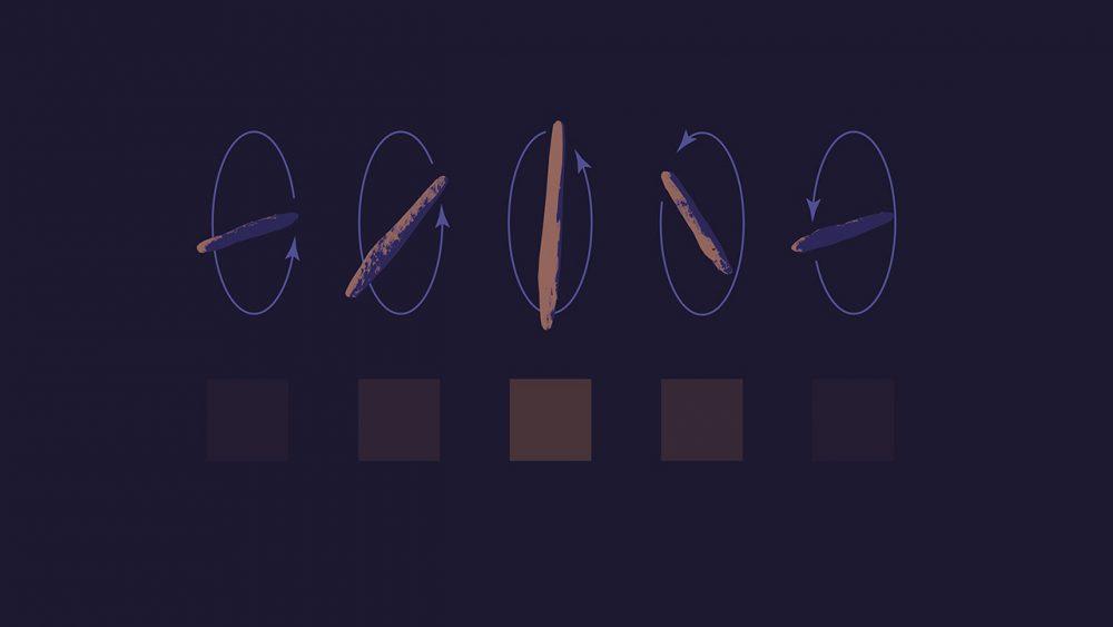 An artist's rendering of 'Oumuamua. Credit: NASA/JPL-Caltech