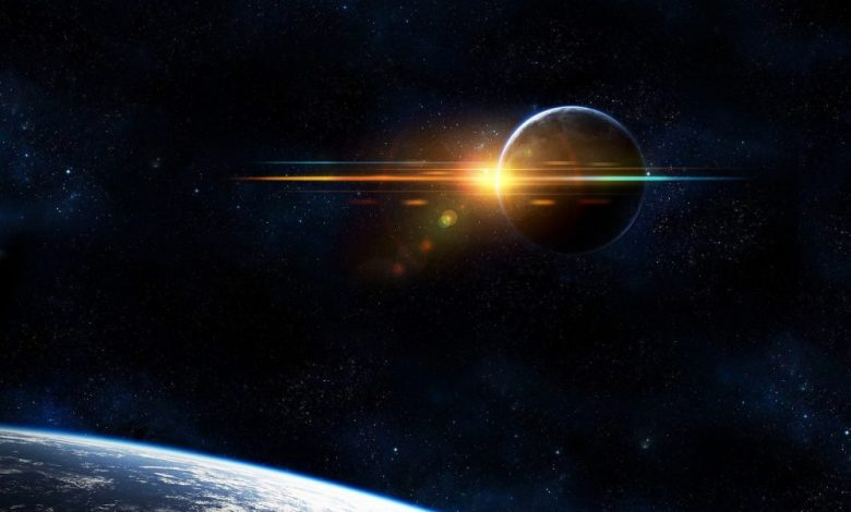 An artists rendering of a distant exoplanet. Image Credit: Pixabay.