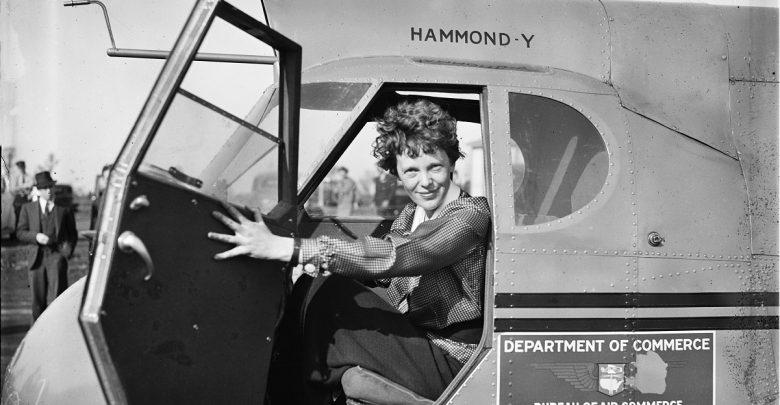 In a Stearman-Hammond Y-1. Image Credit: Wikimedia Commons.