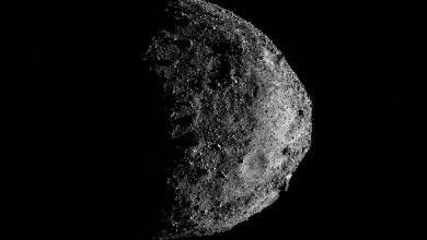 Photo of NASA's Spacecraft Takes Image of Asteroid's Surface 1.4 Billion Miles From Earth