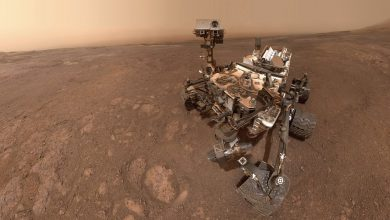Photo of NASA's Curiosity Rover Finds Molecules Consistent With Past Life on Mars