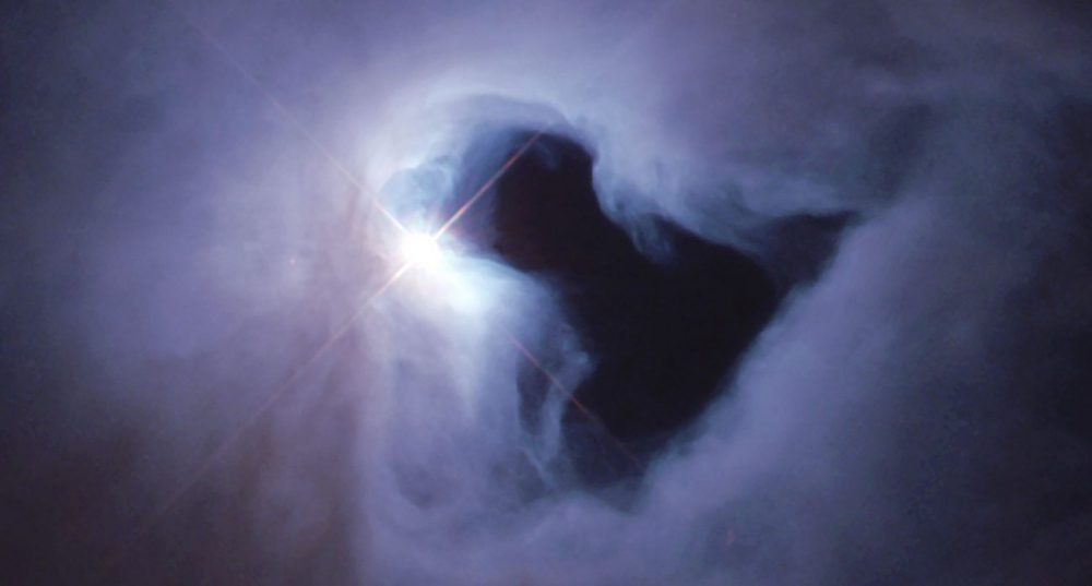 Hubble/WFPC2 captures the void in 2000. Image Credit: Wikimedia Commons.