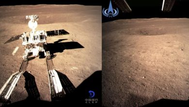 Photo of Chinese Rover Released on the 'Far Side of the Moon', Snaps Never-Before-Seen Images
