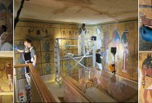 Photo of Mesmerizing Restoration of King Tutankhamun's Tomb Revealed as it Reopens Fully to the Public