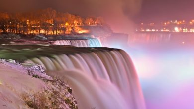 Photo of Niagara Falls Freezes and The Images Are Out-Of-This-World