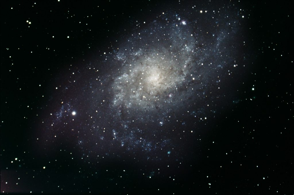 Triangulum Galaxy (Messier 33), taken with amateur equipment. Image Credit: Wikimedia Commons.