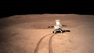 Photo of Chang'e 4: Why the Moon's Far Side Looks Red in New Images