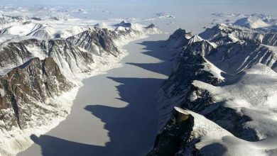 Photo of The Arctic is Melting so Fast, We're Seeing 40,000-Year-Old Landscape's for the First Time
