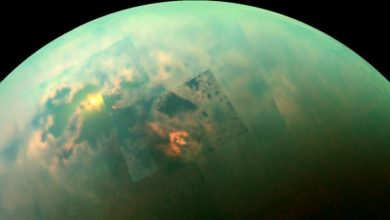 Photo of Scientists Spot Curious Weather Phenomenon on Saturn's Moon Titan