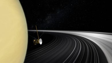 Photo of Saturn Did Not Have its Iconic Rings Always