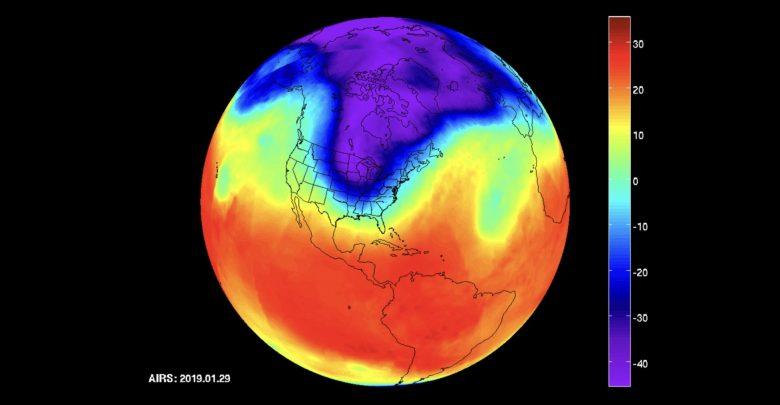 Image Credit: NASA/JPL-Caltech AIRS Project.